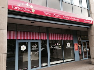 Tortendeko Laden in D�sseldorf