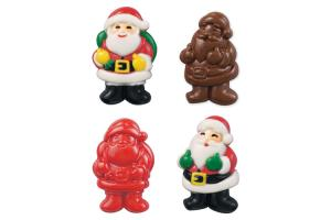 Wilton Candy Mold Santa