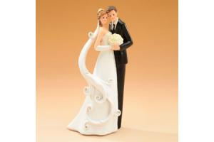 Decorative Figure Wedding Brautpaare