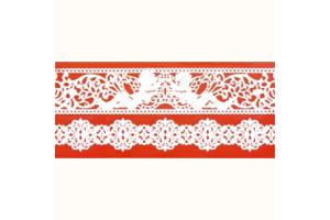 Sweet Lace Express Mould -Angels-