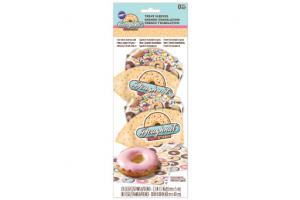 Wilton Doughnut Sleeve with Tissue pkg/6