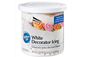 Wilton Decorator Icing White 450gr