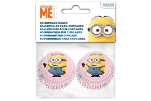 Stor Mini Baking Cups Minions pkg/60