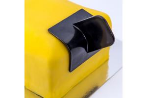 DEKOFEE FONDANT SMOOTHER ROUND EDGES