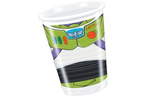 Toy Story Trinkbecher 8er Pack, 200ml