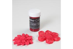 Sugarflair Paste Colour Pastel CHERRY RED   , 25gr.