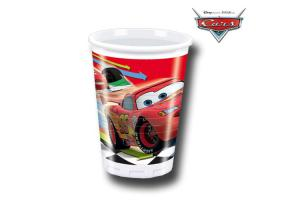 Cars 2 Trinkbecher 8er Pack, 200ml