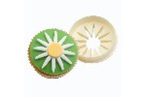 FMM Double Sided Cupcake Cutter Daisy/Circle