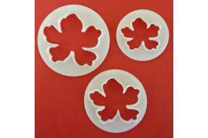 FMM Hawaiian Flower Cutters Set/3