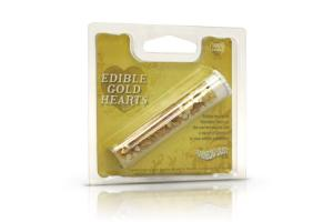 RD Edible Hearts Gold