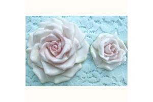 KD Siliconen mould - Large Rose