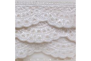 KD Siliconen Mould - Lottie Vintage lace
