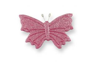PME Large Pink Butterfly Pkg/6