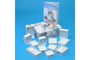 PME People Mould Set/4