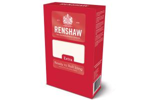 Renshaw Rolled Fondant Extra 1kg