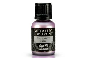 RD Metallic Food Paint Pearlescent Lilac 25ml