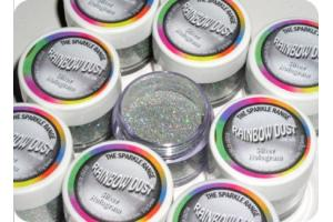 RD Decorative Sparkles Hologram - Silver-5gr-