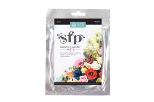 SK Sugar Florist Paste Black -100g-