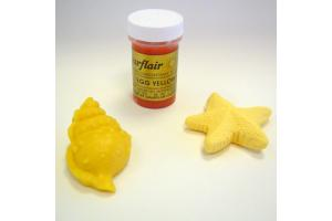 Sugarflair Paste Colour EGG YELLOW/CREAM, 25gr.